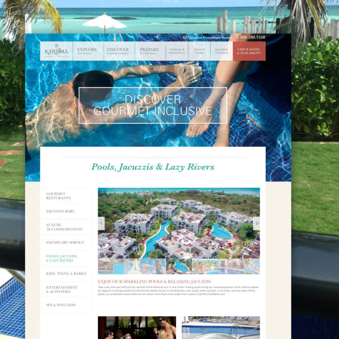 Protected: Karisma hotels website and booking engine